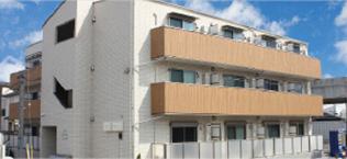木造3階建てアパート