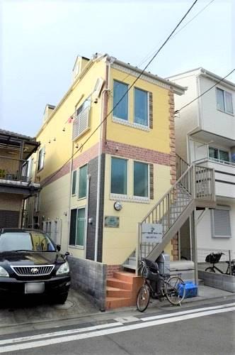 NEW【川崎市】築浅 12戸「武蔵白石駅」12分