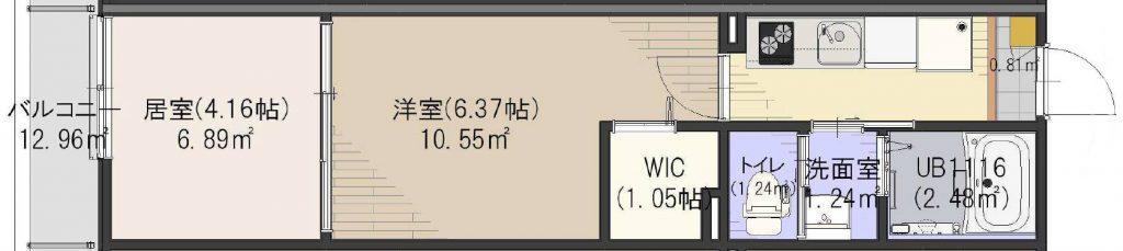 AJ稲毛EastⅡ【千葉県千葉市】