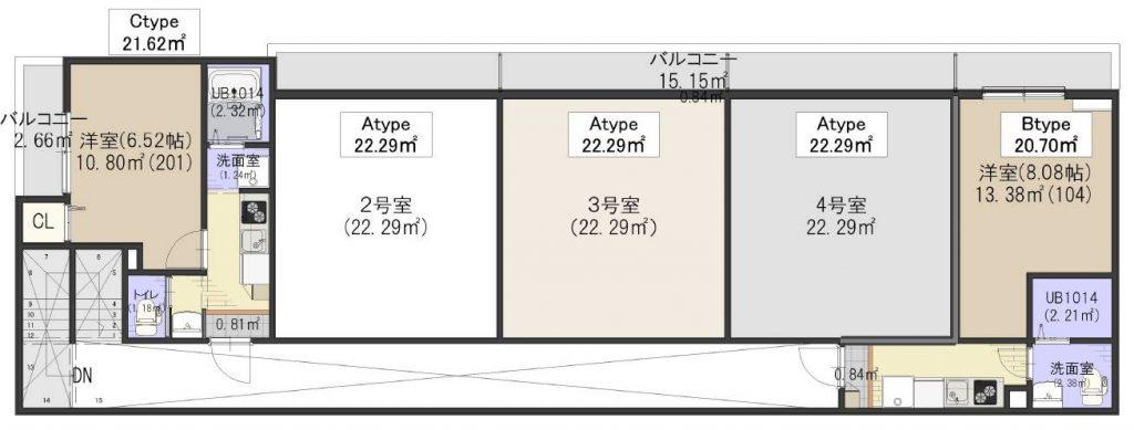 ■買付あり AJ高砂Ⅱ【東京都葛飾区】