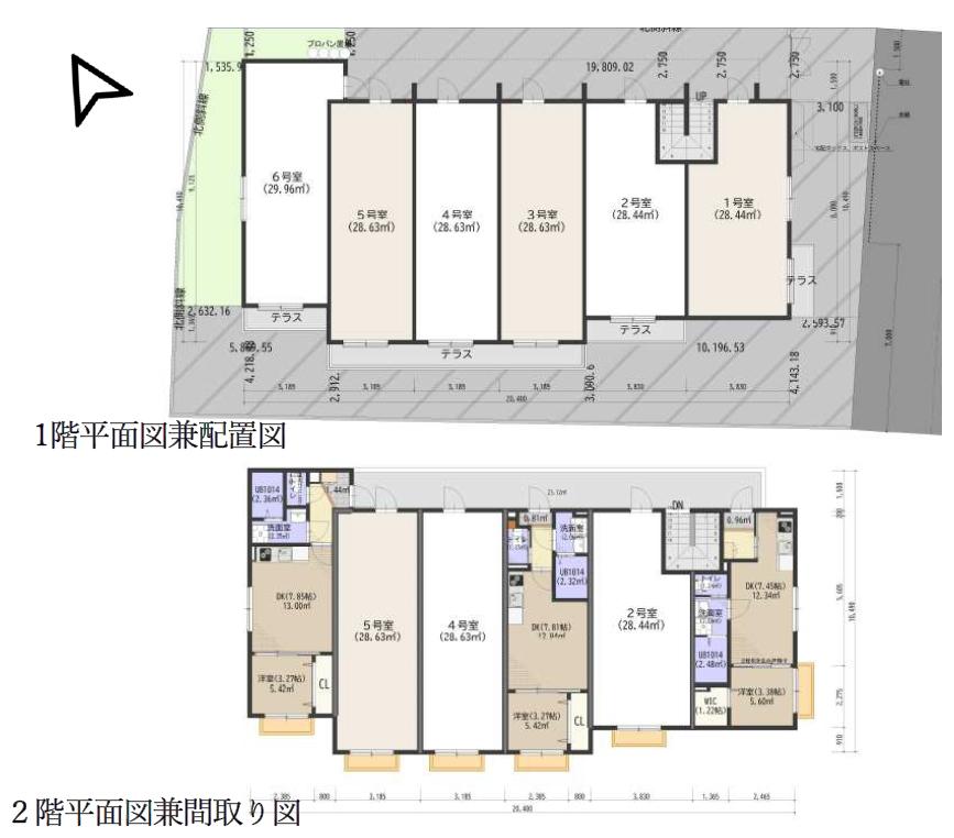 NEW ■新築収益物件■ AJ北松戸004【千葉県松戸市】