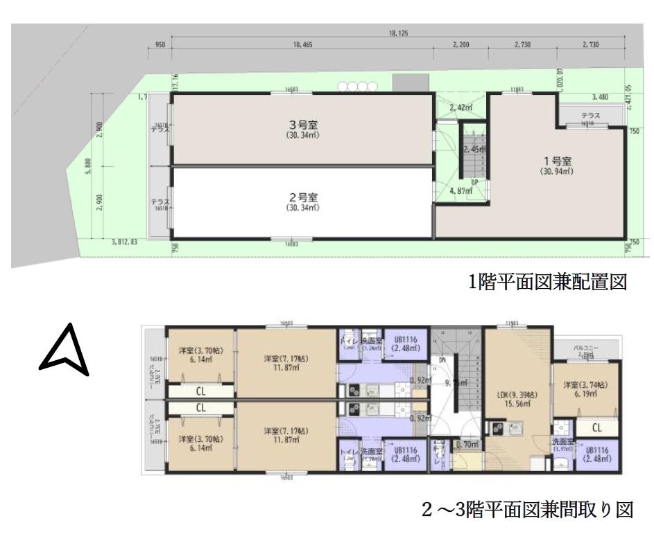 ■新築収益物件■ ※買付申込2件 AJ新検見川006(9戸)【千葉県千葉市】